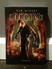 The Chronicles of Riddick (Widescreen) New Dvd With Slipcover