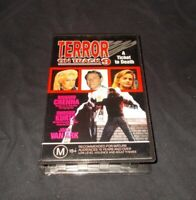 Terror On Track 9 VHS Pal Richard Crenna 1992