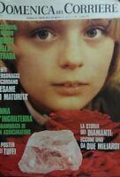 DOMENICA DEL CORRIERE N.27 1972