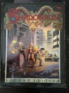 Shadowrun Second Edition #7901