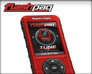 Superchips Flashpaq F5 Programmer 3845 fits 98-12 Dodge Ram Chrysler Gas Engines