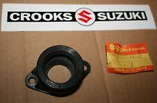 NOS 13110-46000 RM80 / DS80 Genuine Suzuki Intake Rubber/ Inlet Pipe