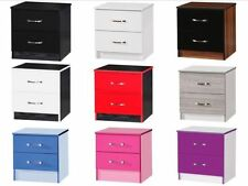 Modern 45cm-50cm Height Bedside Tables & Cabinets