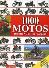 1000 motos/ 1000 Motorcycles (Spanish Edition)-ExLibrary