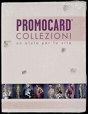 cartolina pubblicitaria PROMOCARD COLLEZIONI COFANETTO N.06 tiratura lim. RARO