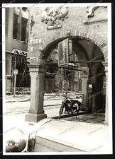 Foto-Lübeck-Gebäude-Architektur-Kriegszerstörung-Ruinen-1940er Jahre-83