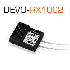 Walkera Devo RX1002 2.4G 10 channel 10ch Receiver compatible with DEVO 6 7 8 10