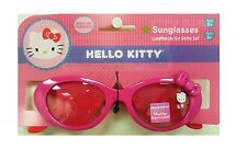 SANRIO HELLO KITTY kids Shatter resistant Sunglasses Ages3+ UV protection 100%