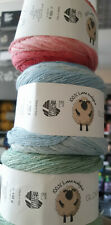 Lana Grossa SLOW WOOL LINO Dégradé, verchiedene Farben zur Auswahl
