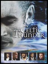 CELTIC THUNDER - THE SHOW DVD ~ IRISH TRADITIONAL FOLK / POP ~ IRELAND *NEW*