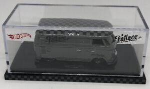 HOT WHEELS ILLEST VW T1 panel BUS FATLACE