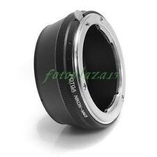 FOTGA Nikon AI lens to Micro 4/3 M4/3 Adapter E-PL1 E-PL2 E-PL3 E-PL5 GF1GF6 NEW