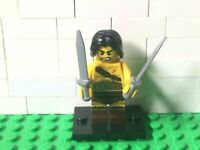 LEGO Collectable Minifigures Series 11 Barbarian col11-1 71002 Complete