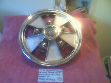 1967 CHEVROLET CHEVELLE EL CAMINO GM OEM HUBCAP 14 INCH MAG STYLE FREE SHIPPING