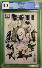 MOON KNIGHT #2 (10'21) CGC 9.8 NM/M PEACH MOMOKO VARIANT EDITION MARVEL COMICS
