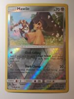 Mawile - 140/236 - Pokemon Cosmic Eclipse - Reverse Holo - NM