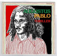 AUGUSTUS PABLO-thriller      echo LP   (hear)   reggae dub