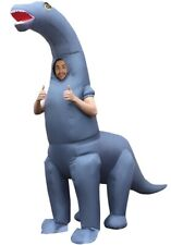 Diplodocus Inflatable Adult Dinosaur Costume Airblown Morphsuits Halloween