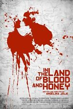 POSTER FOTO LOCANDINA IN THE LAND OF BLOOD AND HONEY ANGELINA JOLIE MOVIE #1