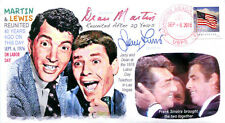 COVERSCAPE computer designed 40th Jerry Lewis & Dean Martin reunion event cover