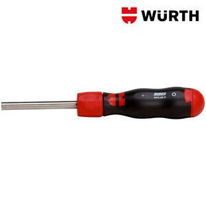 Cacciavite con Inserti Multiuso a Cricchetto Kit 13pz - WÜRTH 06136103