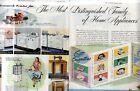 1946 2 Page Original Vintage Monitor Home Appliances Magazine Ad photo