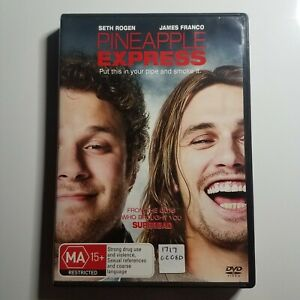 Pineapple Express   DVD Movie   Seth Rogen, James Franco   Comedy/Action   2008