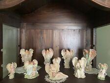 Roman Seraphim Classics Angels 10-Piece Set