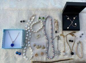 JOB LOT Costume Jewellery 20 pieces