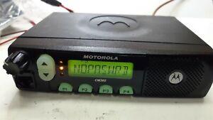 Motorola CM360 Radio Mounting Bracket VHF-LOW 66-88MHz MDM50FNF9AN2A