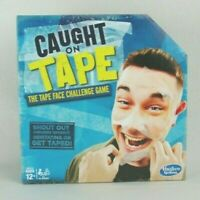 Caught On Tape Face Challenge Board Game Adults Family Teen Boy Girls Party Gift