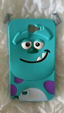 Funda para móvil MONSTER SILICONA para Samsung Galaxy NOTE 2