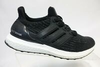 ADIDAS Ultra Boost Black Sz 6 Women Primeknit Running Shoes