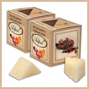 2 x Duftwachs Plätzchen | Aroma Wachs Duftkerze Schmelzwachs Wax Aromatic