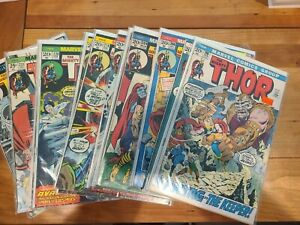 Marvel Comics Thor (Vol. 1) Single issues #196-613, You Pick, Complete Your run!