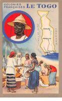 Afrique - n°66140 - Colonies Françaises Le Togo - Produits Chimique Lion Noir