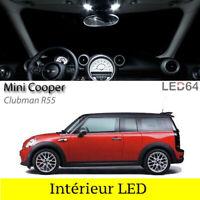 Kit ampoules à LED pour l'éclairage intérieur blanc Mini Clubman R55