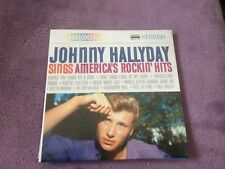 CD EP Single JOHNNY HALLYDAY - sings america's rockin'hits   NEUF