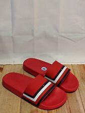 NEW TOMMY HILFIGER Men's Slides Sandals Flip Flop Size 9