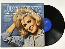 Just Dusty Dusty Springfield Sings Hit Songs 1968 vinyl Lp Nm/M+bonus Cd