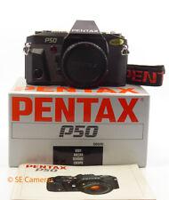 PENTAX P50 35MM CAMERA BODY - BOXED *NEAR MINT*