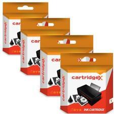 4 X BLACK INK CARTRIDGE FOR HP 56 DIGITAL COPIER 410