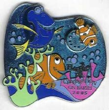 Disney Finding Nemo Underwater Happiest Pin Celebration On Earth Le 500 pin