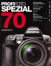 Profifoto Spezial 70 Olympus E-3 Prospekt brochure - (18129)