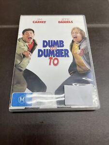 DUMB & DUMBER TO DVD