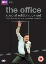 The Office: Complete Series 1 and 2 and the Christmas Specials - Ricky Gervais [