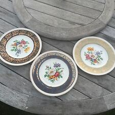 Lot of Three plates Solian ware Simpsons Potters Cobridge England