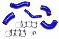 HPS Blue Silicone Intercooler Turbo Hose Kit For Hyundai 11-14 Sonata 2.0L Turbo