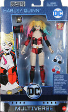 "DC Multiverse ~ 6"" REBIRTH HARLEY QUINN EXCLUSIVE ACTION FIGURE ~ Mattel"