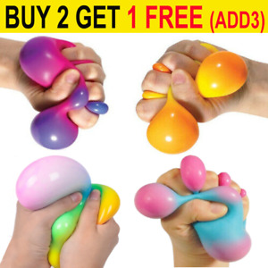 Schylling Color Change Nee Doh-Ccsq Squish squeeze Stress Toys Dough Stretchy UK